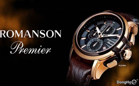 Cách phân biệt đồng hồ Romanson