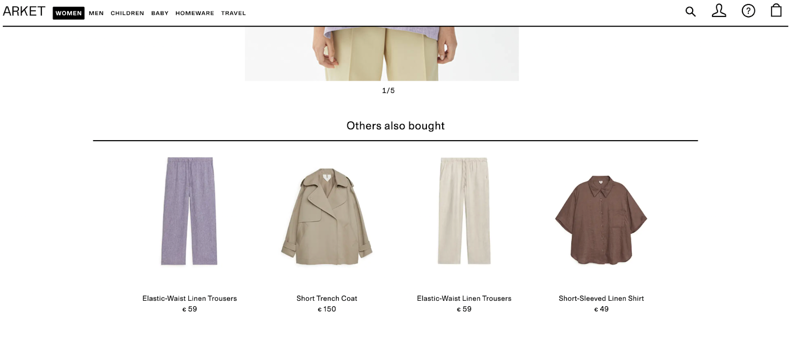 Social Proof eCommerce recommendations