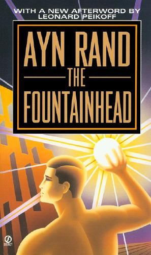 """Gelesen: """"The Fountainhead"""" von Ayn Rand"""