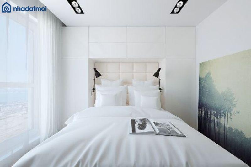 Trang trí phòng ngủ không gian mở