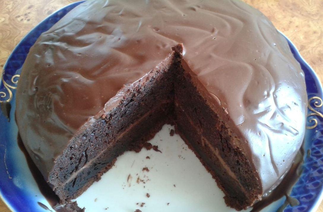 найкращий рецепт шоколадного торта, який тане в роті