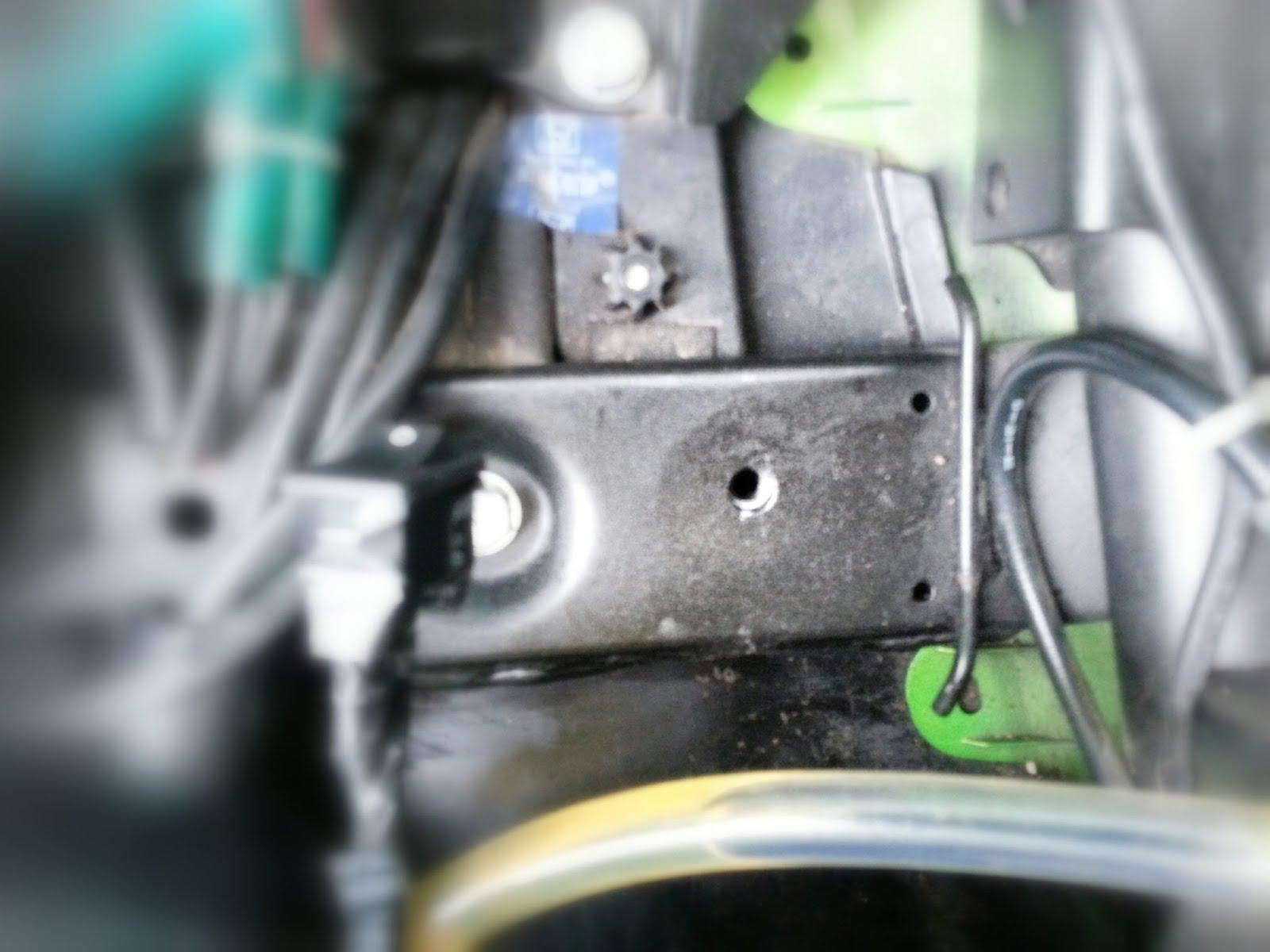 Gravity Chain Oiling System Ninja 650 2012 - 15