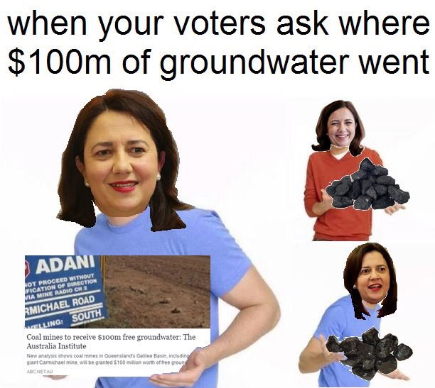 Adani mining native title