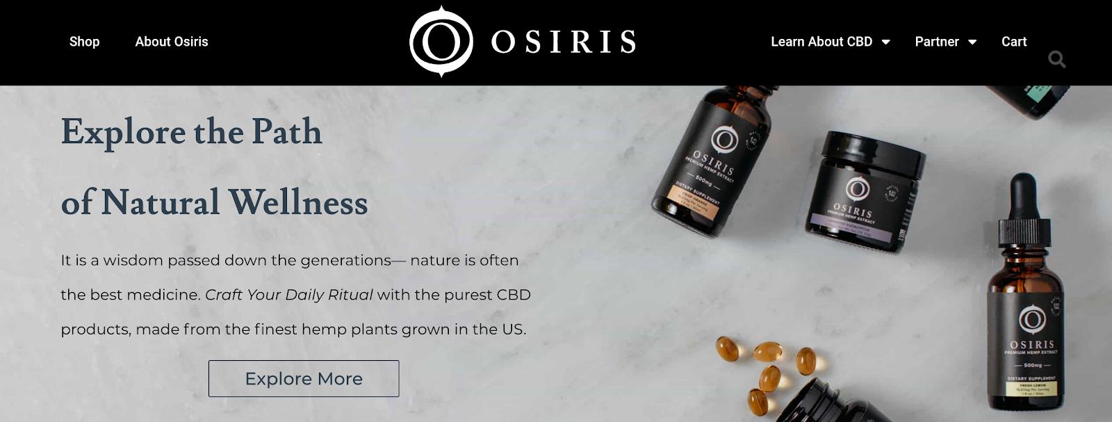 Osiris Organics | Premium CBD Products | Sponsored Posts