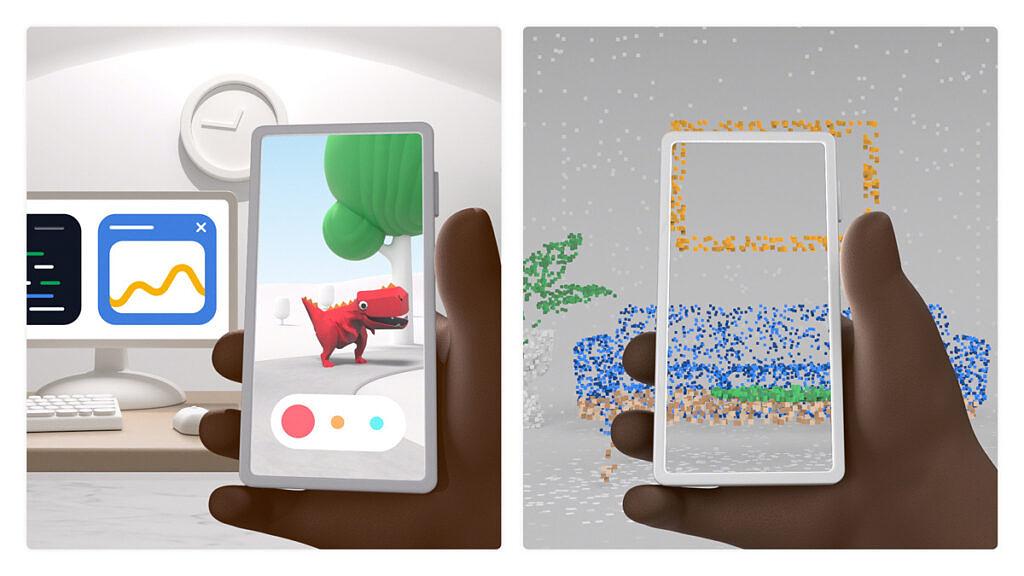 ARCore updates — Google I/O 2021