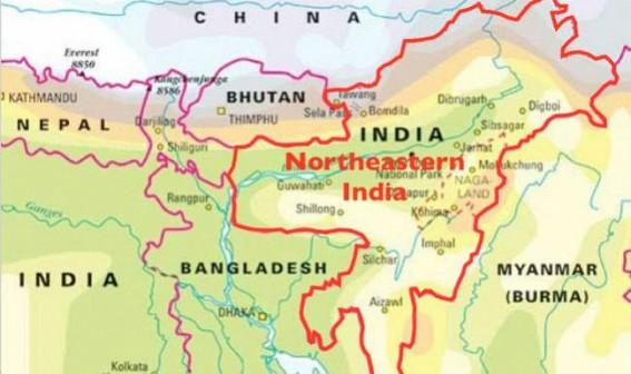 Image result for Strategic Importance of North East