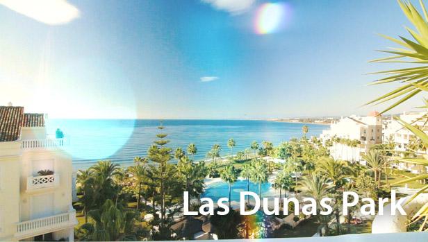 Las Dunas Park