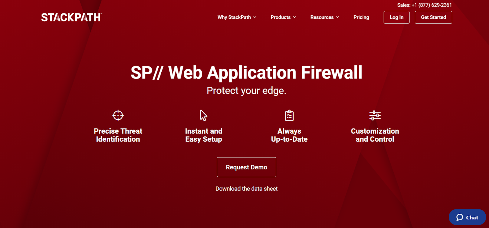 StackPath is a Web Application Firewall Application