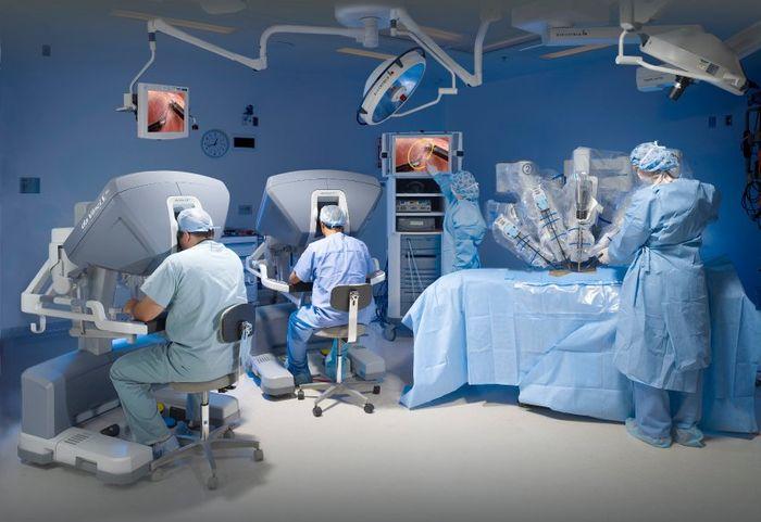 美國股票推薦-Intuitive Surgical Inc | 直覺手術