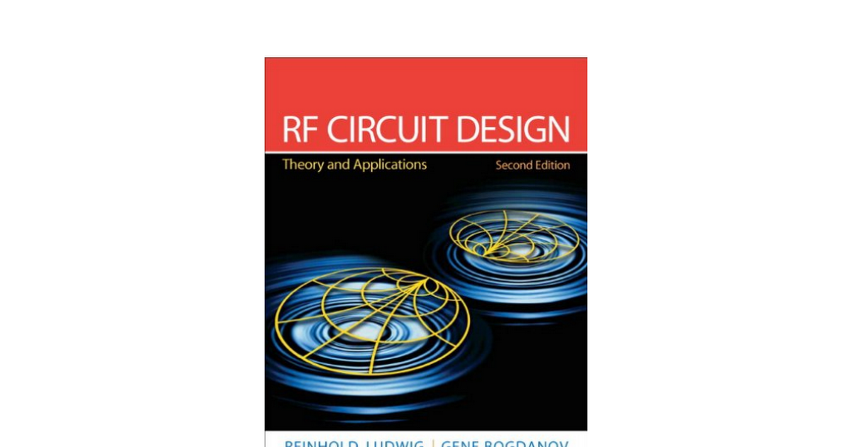 pdf-0752\rf-circuit-design-theory-applications-2nd-edition