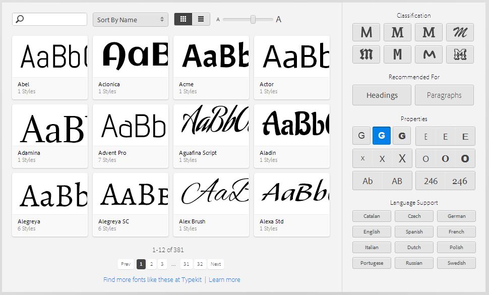 adobe edge web fonts  l u0026 39 outil d u0026 39 insertion de polices