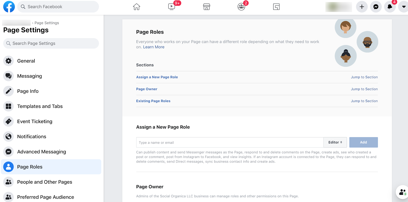 transfer-facebook-page-ownership