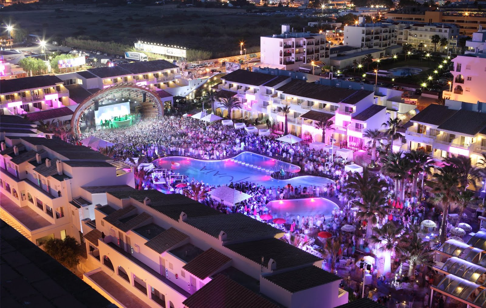 It's Party Time: 10 Nightlife Hot Spots to Go in Ibiza