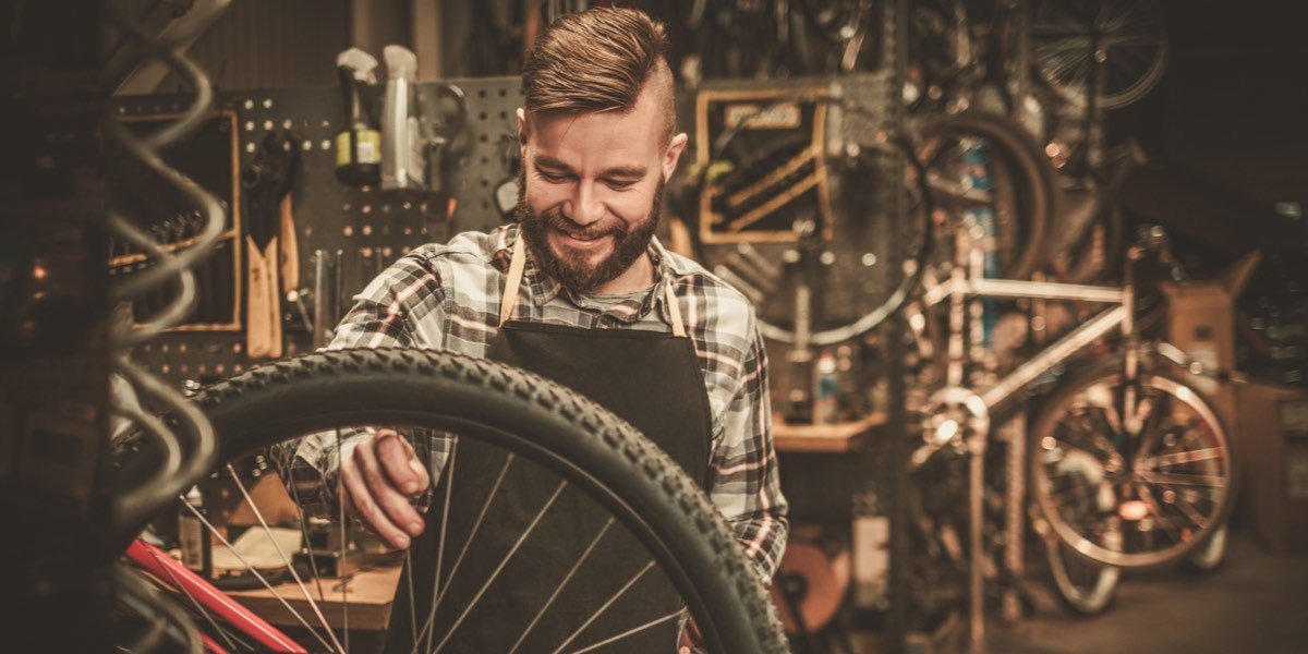 bike repair business