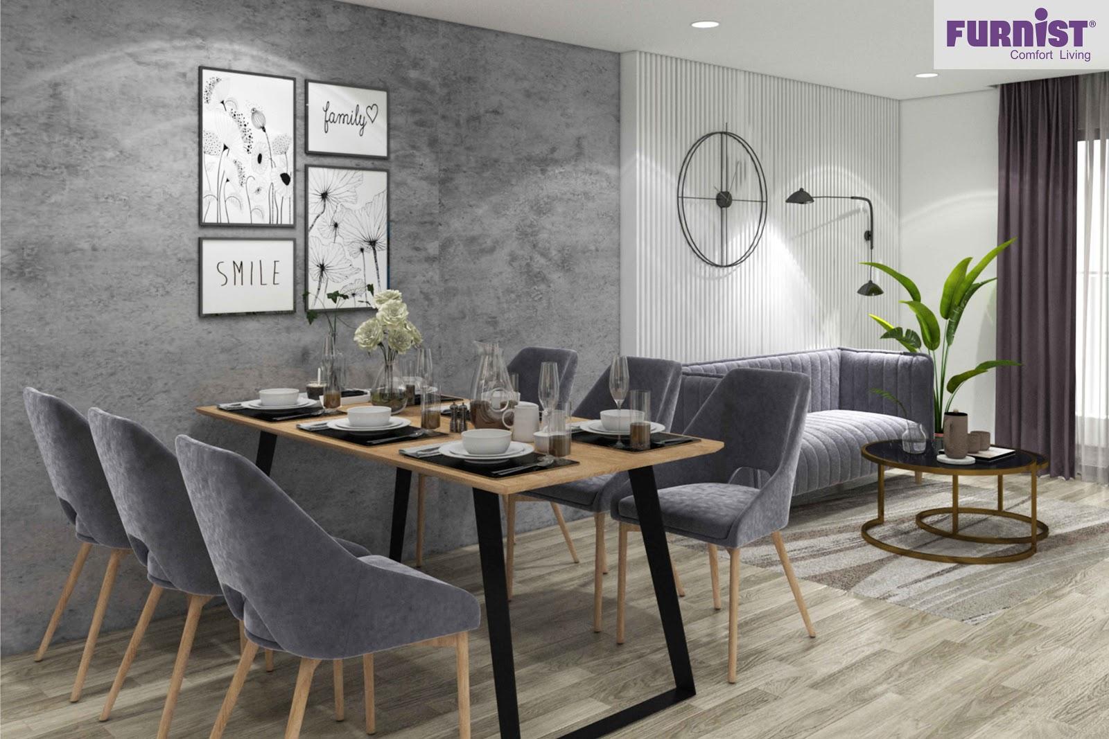 Nhận gói tư vấn miễn phí thiết kế nội thất tại Furnist ngay