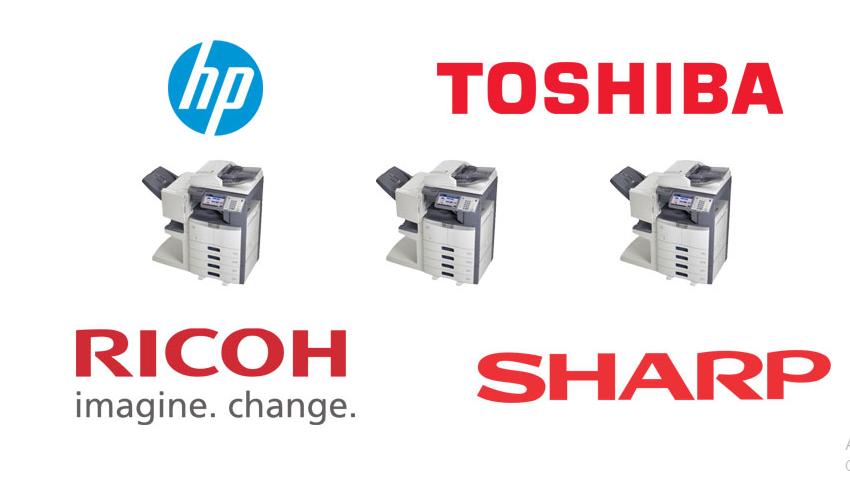 Có rất nhiều đơn vị lựa chọn dịch vụ cho thuê máy photocopy