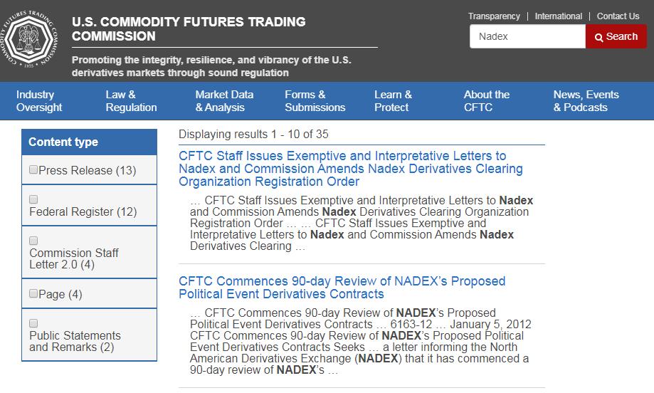 Обзор брокера Nadex и анализ отзывов клиентов обзор