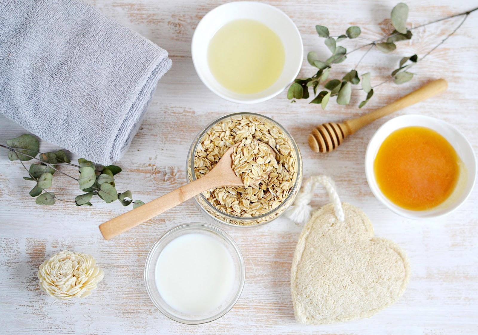 cách làm tóc mềm mượt bằng Sữa gạo và mật ong