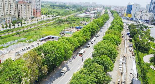 Thông tin liên quan đến việc quy hoạch công viên cây xanh quận Thủ Đức