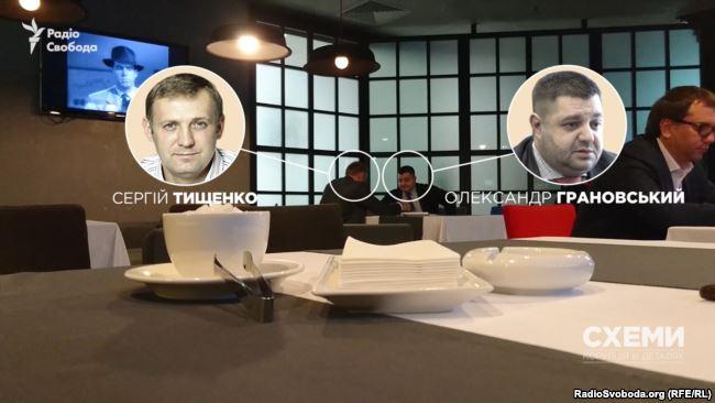 Розмову з Олександром Грановським веде Сергій Тищенко