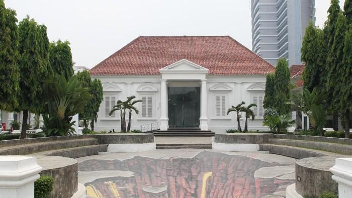 view of Galeri Nasional Indonesia