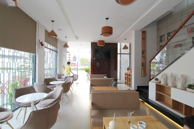 Nhà ở kết hợp kinh doanh hiện đại, đảm bảo tính thẩm mỹ