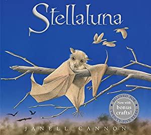 Board book Stellaluna Book