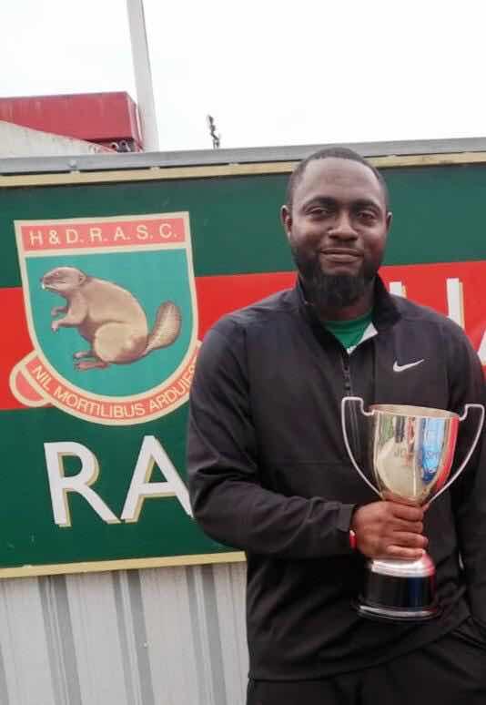 Meet UEFA Licensed Coach, Nosayaba Iyamu Looking to Develop Football In Nigeria