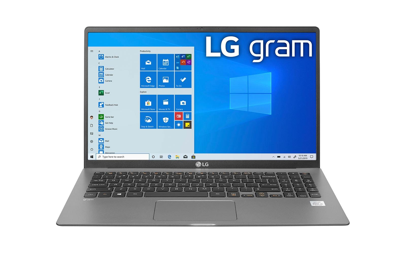 Imagem de Notebook da marca LG do modelo Gram 15Z90N-V
