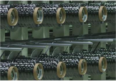 CTN as glue for carbon fiber