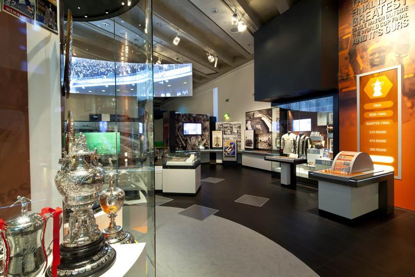 Futbol Müzesi - Manchester Gezi Rehberi