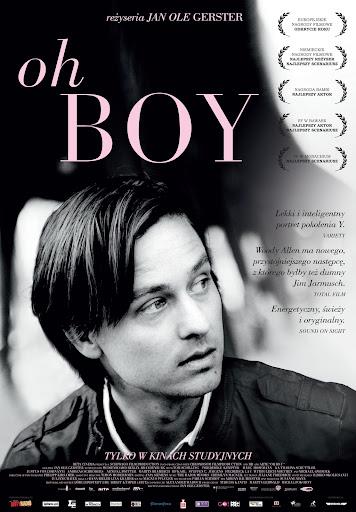 Polski plakat filmu 'Oh Boy'