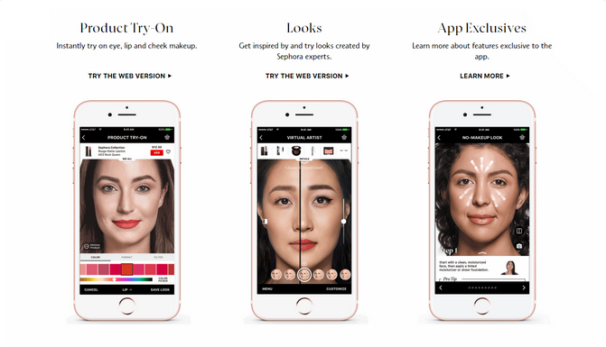 Sephora - improving customer experience