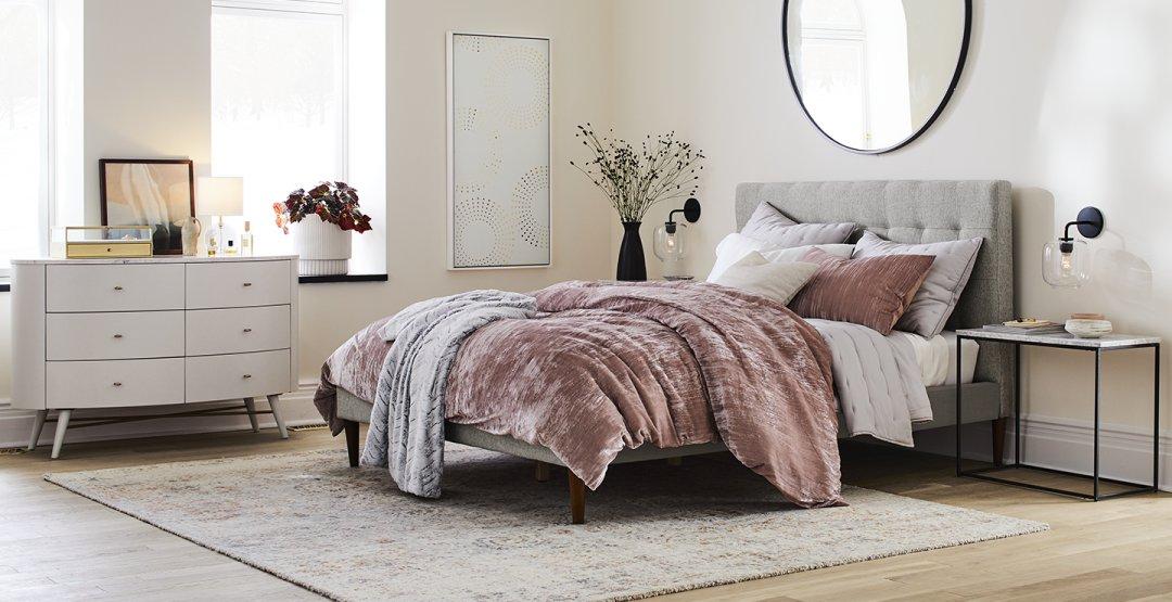 Chiêm ngưỡng thiết kế phòng ngủ chung cư hợp phong thuỷ