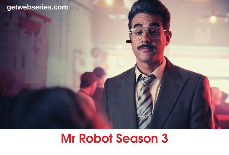 Mr Robot Season 3 watch or download