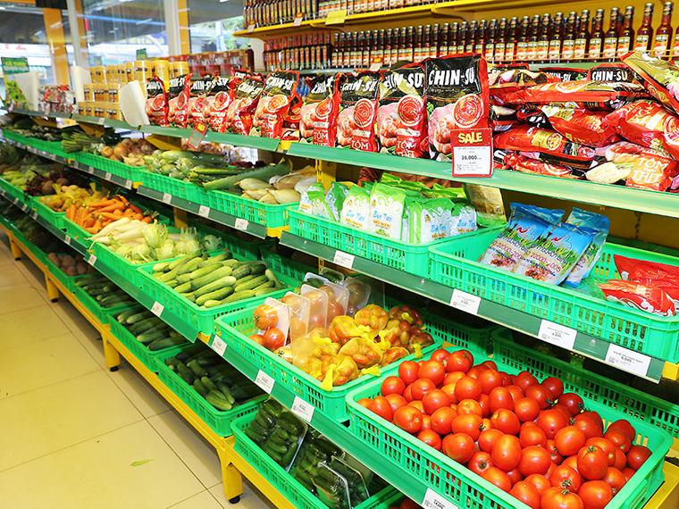 Hệ thống cửa hàng Bách Hoá XANH tại Hồ Chí Minh