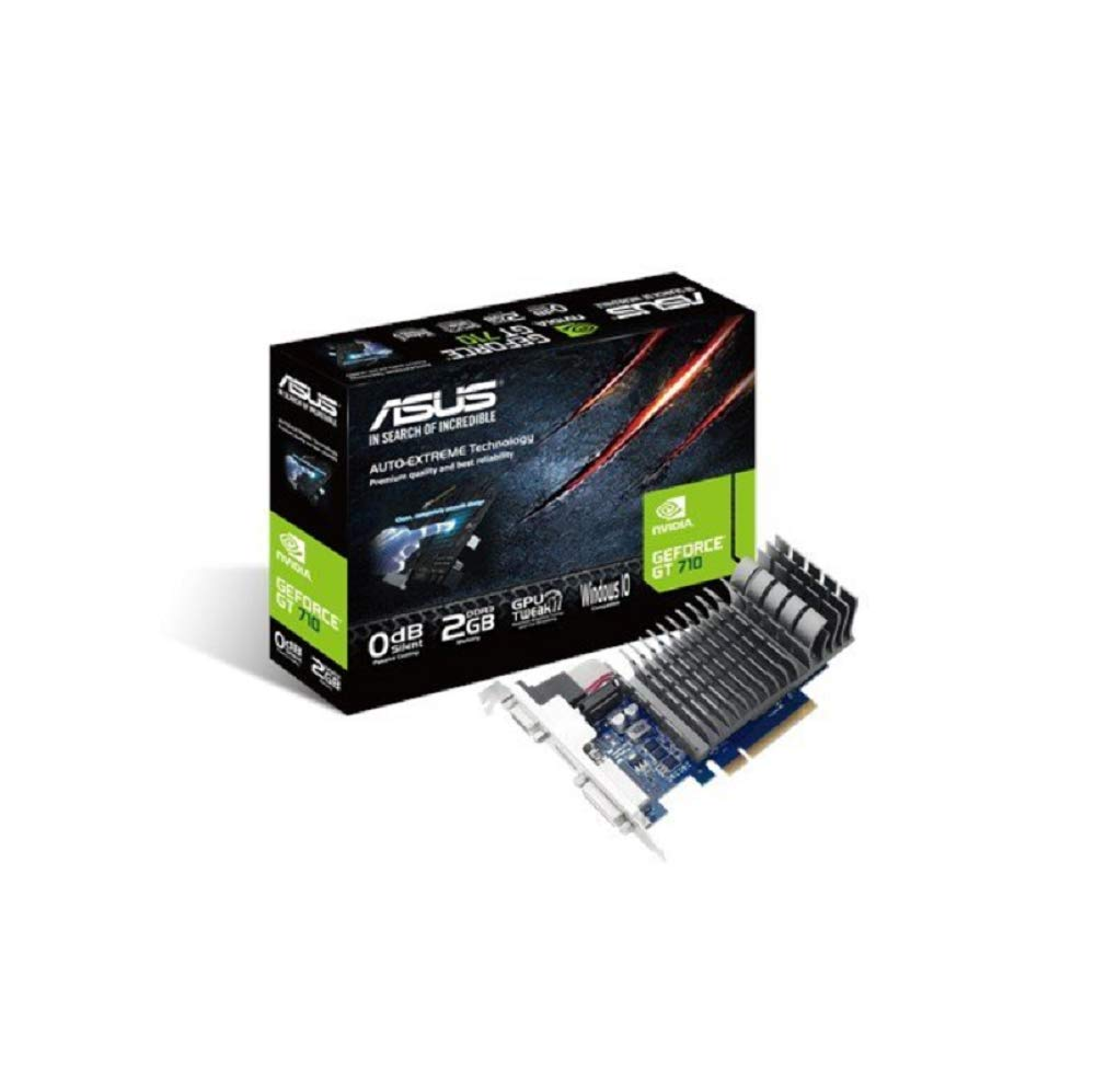 ASUS Nvidia GeForce GT 710 Graphics Card