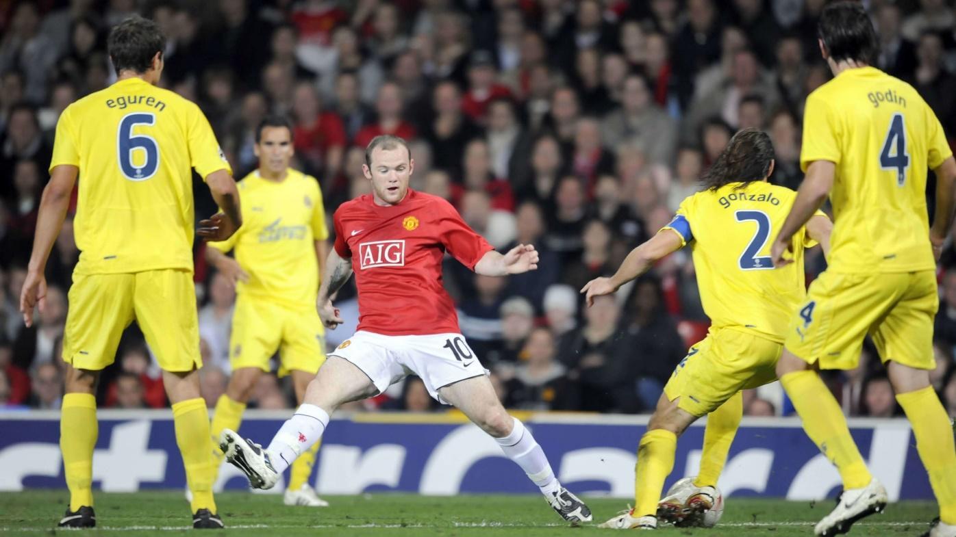 Villarreal và Man Utd đã hòa nhau đến 4 trận đối đầu trước đây