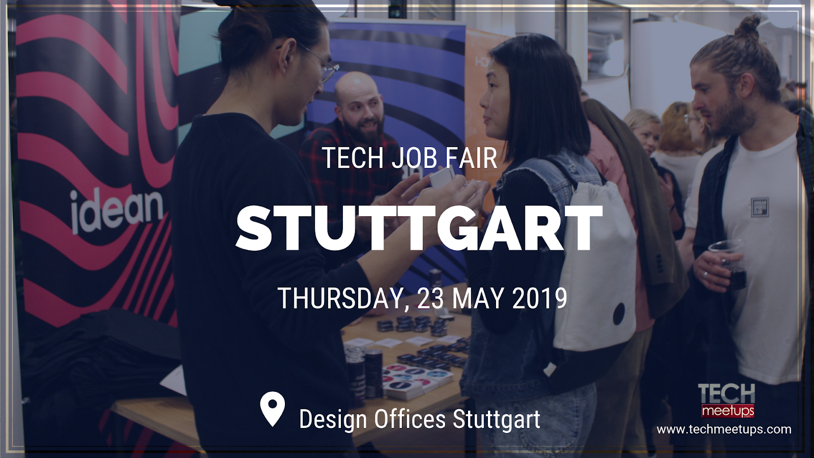 stuttgart tech job fair