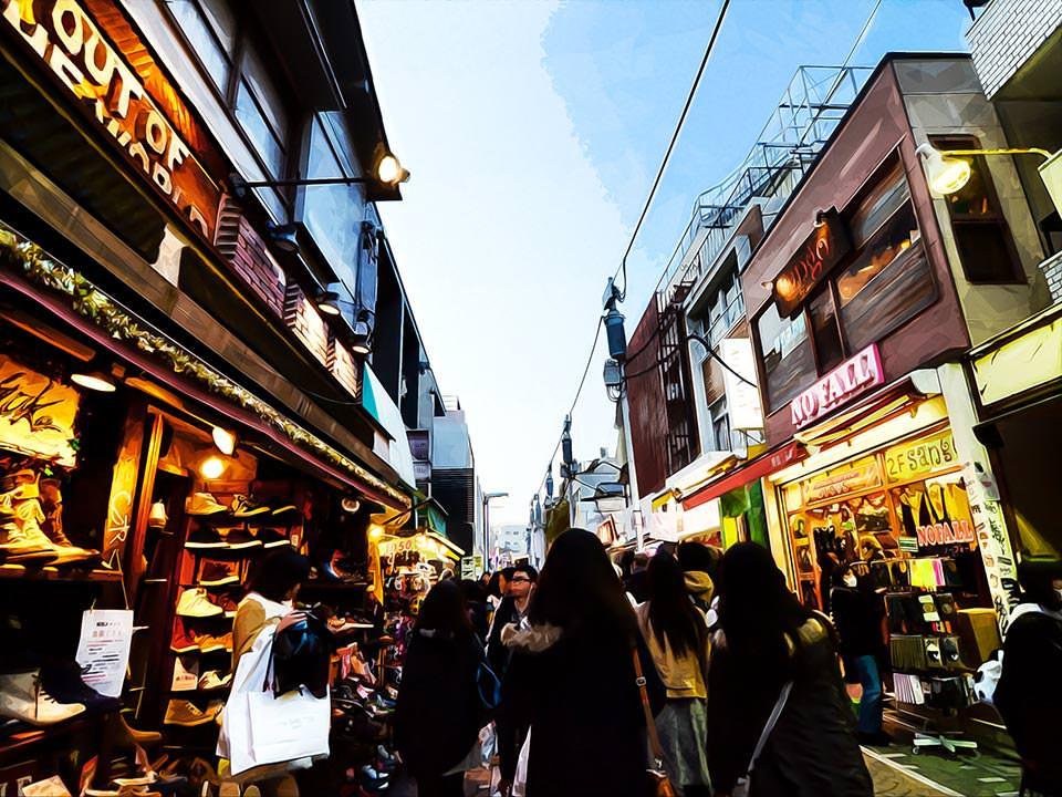 Harajuku, Tokyo, Japan