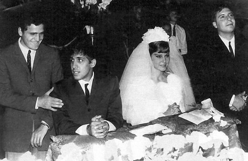 Adriano Celentano and Claudia Mori 14
