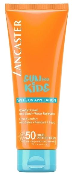 Lancaster Sun Kids солнцезащитный крем для детей SPF 50