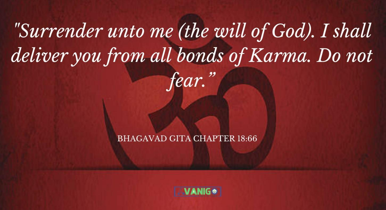 Bhagvad Gita Chapter 18:66