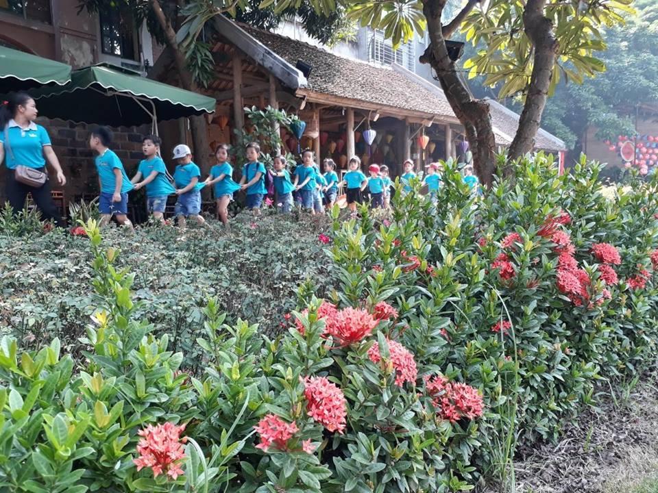 Điểm đến Hồ Văn dành cho du khách trong sự kiện Tôn sư trọng đạo