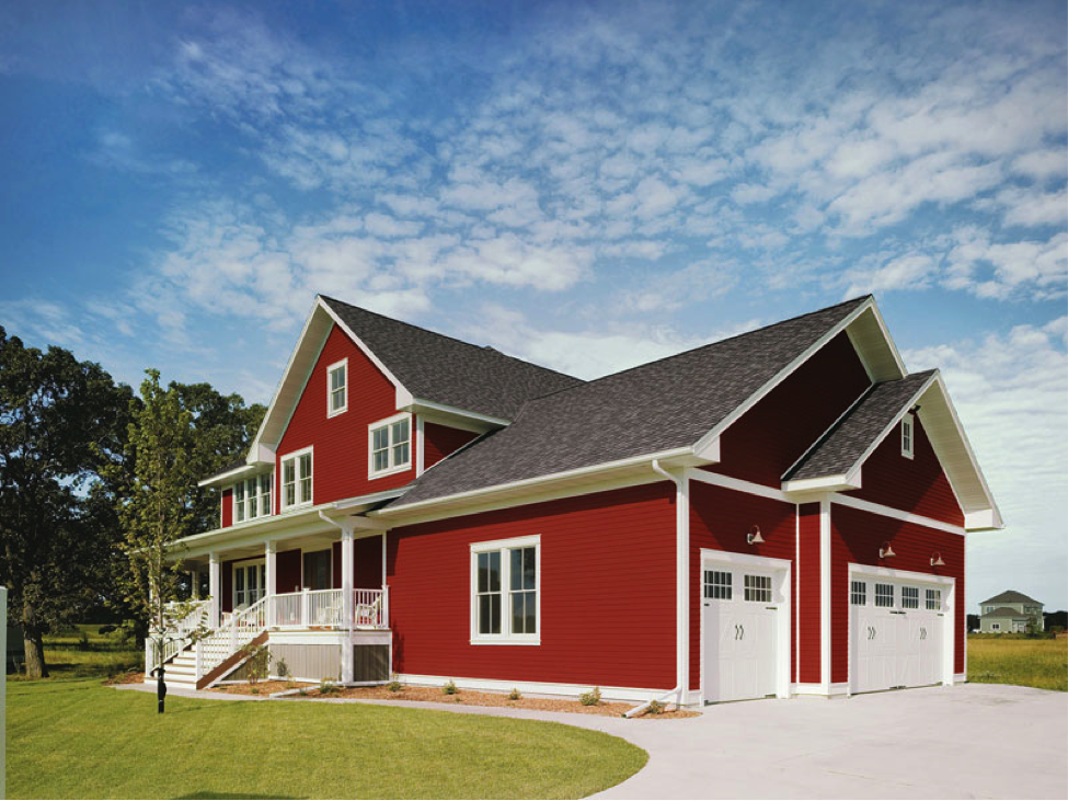 wildfire resistant siding