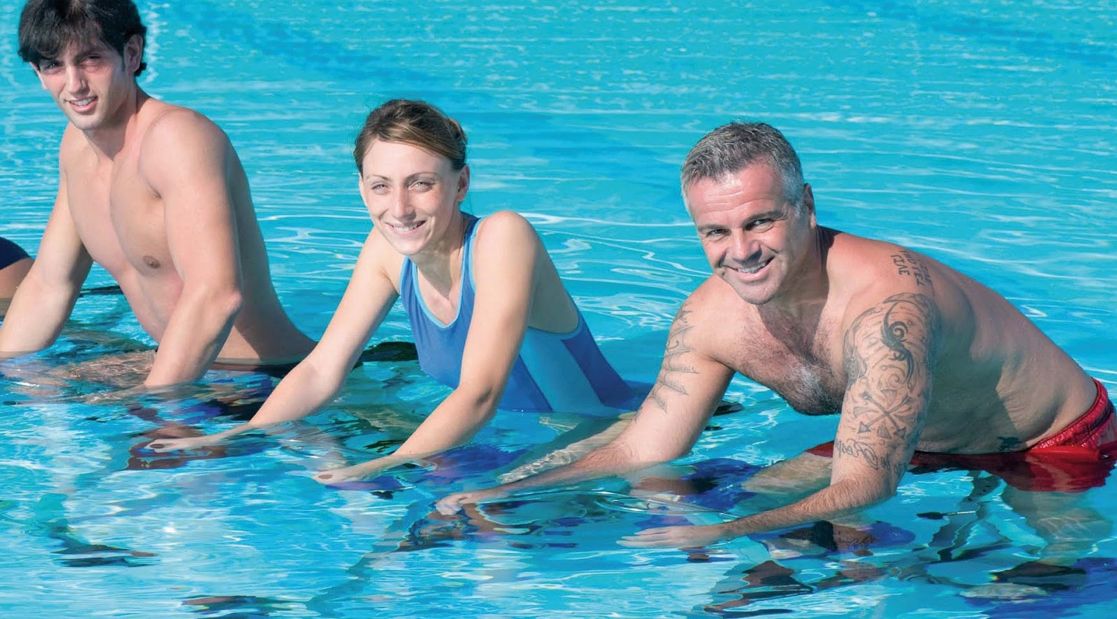 Aquabiking | GoSweat | The 5 Weirdest Ways to Sweat in South London