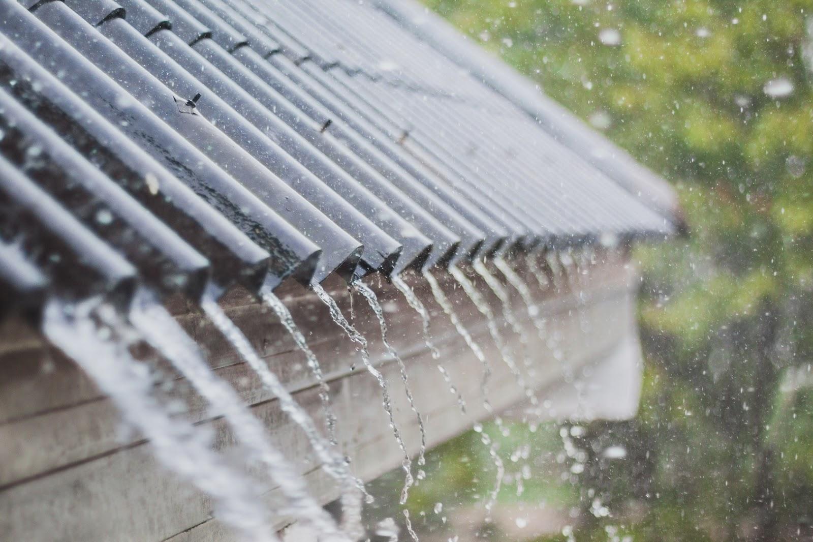 Tiếng ồn mỗi khi mùa mưa đến gây nhiều phiền toái
