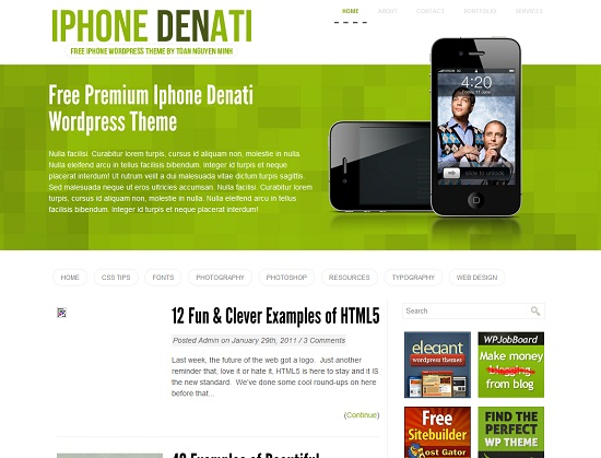 iphone denati
