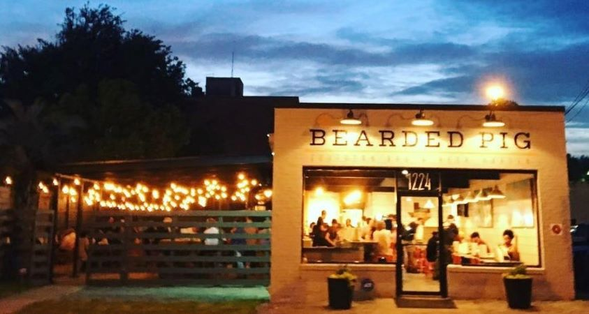 Bearded Pig restaurant in Jacksonville