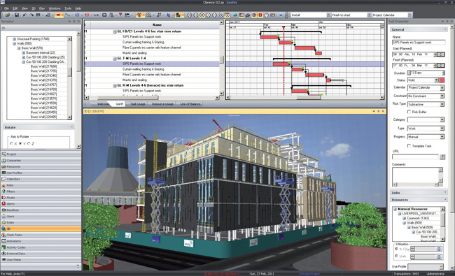 How 4d scheduling creates synergies between bim lean for Project 5d
